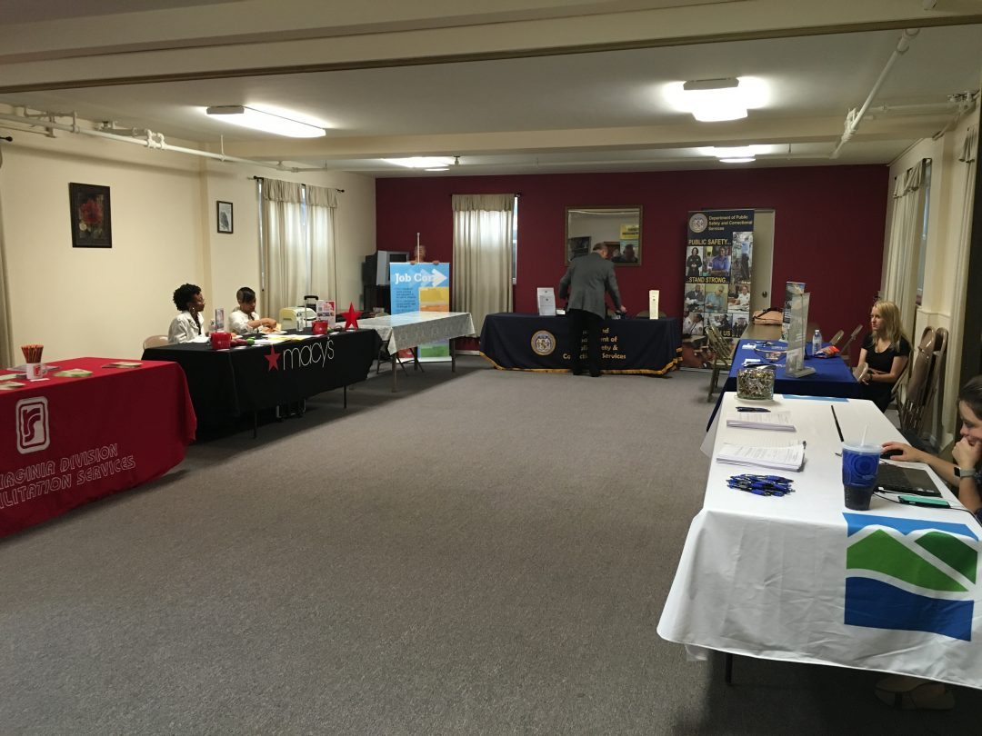 Hampshire Co Job Fair